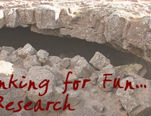 Spelunking for Fun and Research