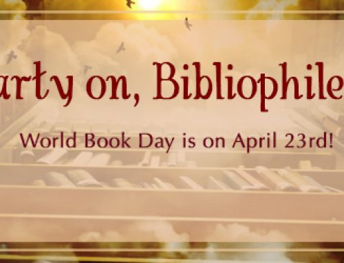 It's World Book Day—Party on, Bibliophiles!