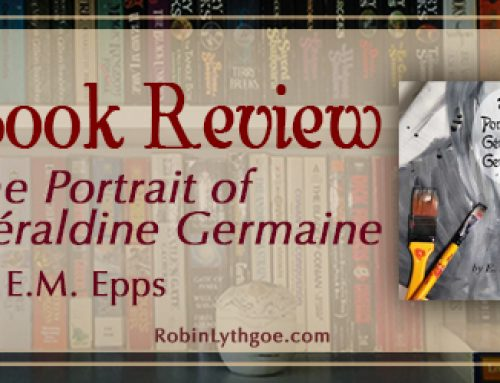 Book Review: The Portrait of Geraldine Germaine by E.M. Epps