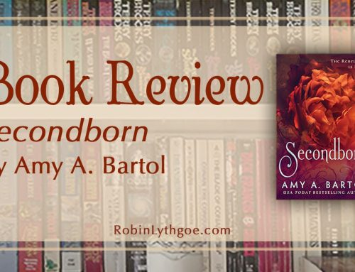 Book Review: Secondborn, by Amy A. Bartol