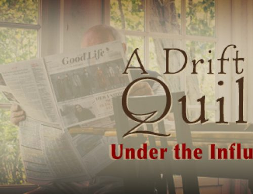 A Drift of Quills: Under the Influence