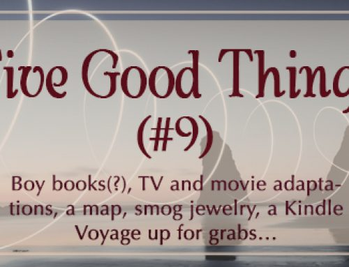 Five Good Things #9 (Recent Finds from the Ethersphere)
