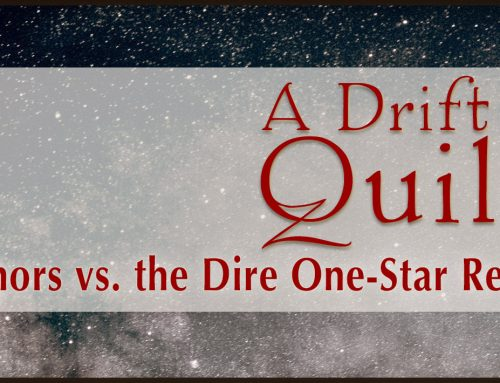A Drift of Quills: Authors vs. the Dire One-Star Review