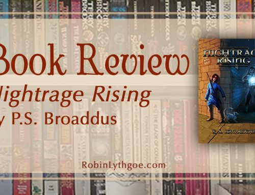 Book Review: Nightrage Rising, by P.S. Broaddus