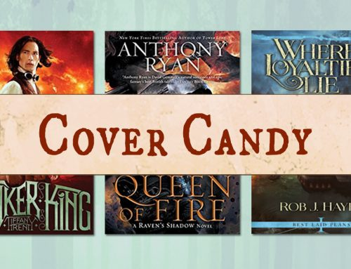 Cover Candy #10 (On Fire!)