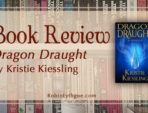 Book Review: Dragon Draught, by Kristie Kiessling