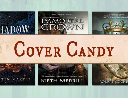 Cover Candy #12 (The One With Crowns)