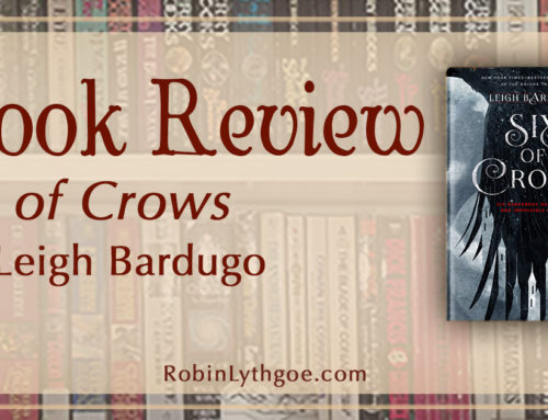 Book Review: Six of Crows, by Leigh Bardugo