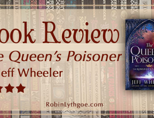 Book Review: The Queen's Poisoner, by Jeff Wheeler
