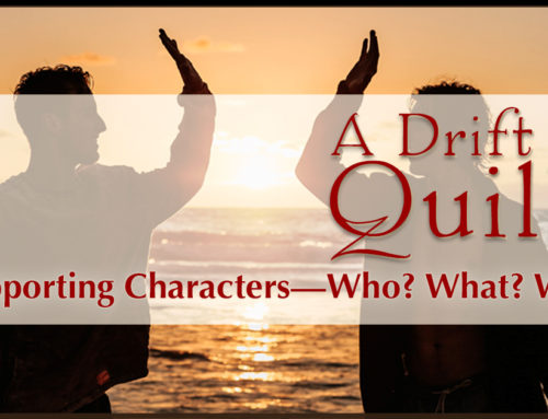A Drift of Quills: Supporting Characters