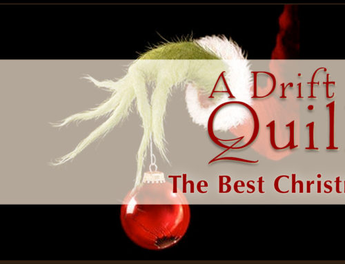 A Drift of Quills: The Best Christmas