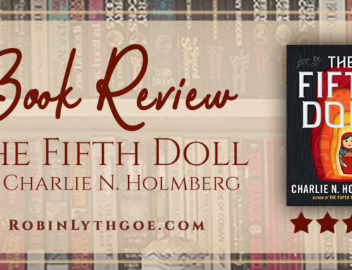 Book Review: The Fifth Doll, by Charlie N. Holmberg